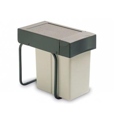 Cubo basura extraible 20 litros
