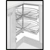 Bandeja giratoria cocina 270º