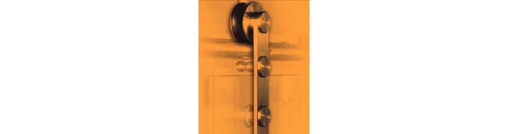 Sistema puerta corredera