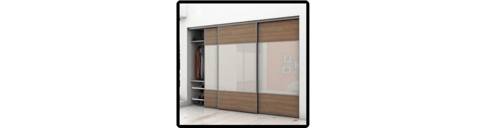 Guías para armario